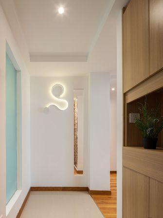 60平米现代简约风格玄关门口图