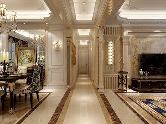 140平米四室两厅新古典风格走廊吊顶图