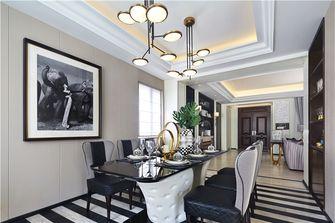 140平米别墅宜家风格餐厅欣赏图