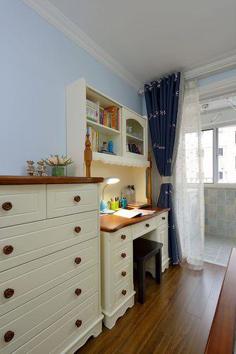 120平米三室两厅美式风格储藏室效果图