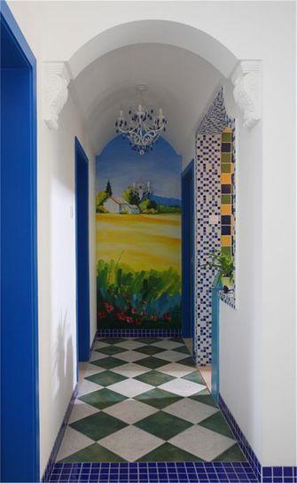 90平米三室两厅东南亚风格走廊图片