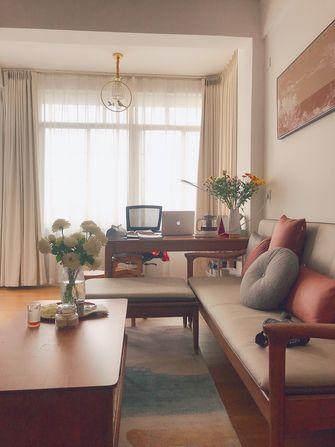 50平米小户型中式风格客厅欣赏图