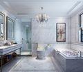 140平米别墅欧式风格卫生间装修效果图
