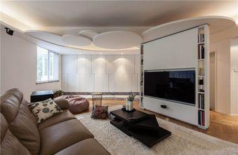 5-10万130平米四室四厅北欧风格客厅装修图片大全