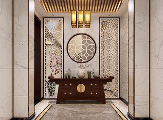140平米别墅中式风格玄关装修效果图