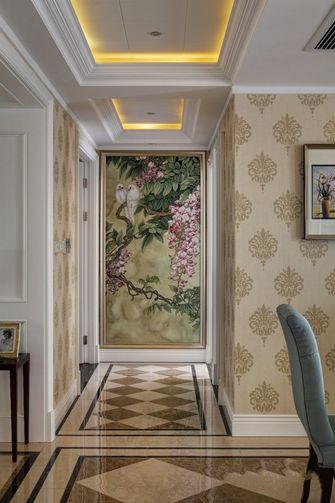 120平米三室两厅欧式风格走廊图
