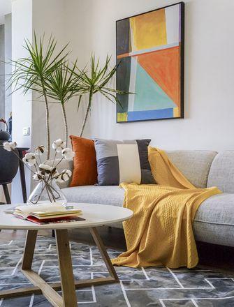 90平米一室一厅宜家风格客厅装修图片大全