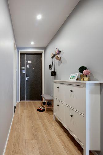 90平米三室两厅北欧风格玄关图