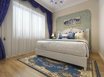 120平米三室一厅地中海风格卧室装修案例
