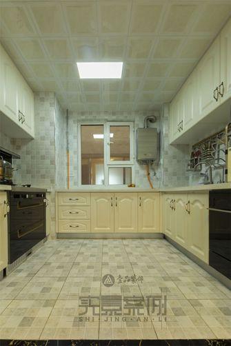 120平米三欧式风格厨房图片大全