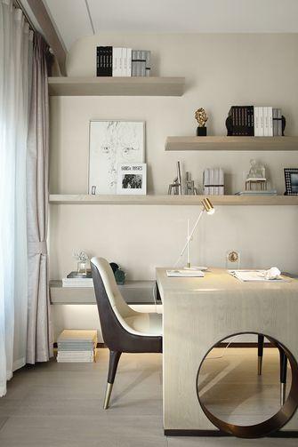 140平米四室一厅中式风格书房装修效果图