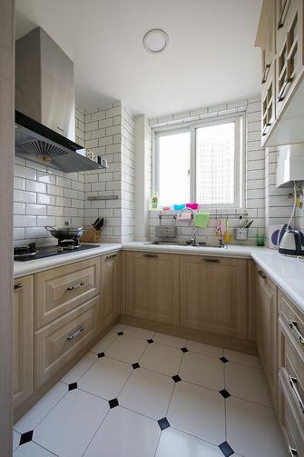 70平米公寓田园风格厨房设计图