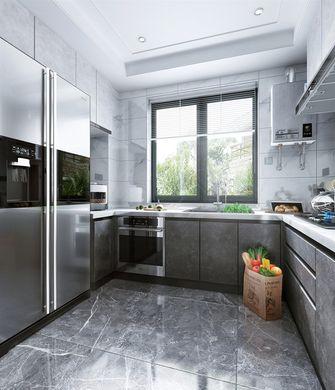 130平米四美式风格厨房装修图片大全