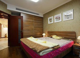 110平米美式风格卧室设计图