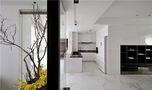 120平米三室一厅混搭风格厨房装修效果图