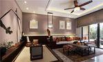 三房东南亚风格装修效果图
