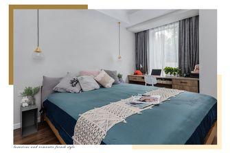 100平米四室三厅北欧风格卧室图