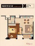 两房现代简约风格图片大全