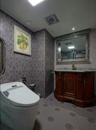 10-15万110平米三室三厅地中海风格卫生间装修图片大全