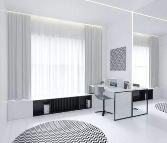 70平米公寓混搭风格客厅图