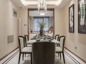 100平米三室两厅中式风格餐厅图