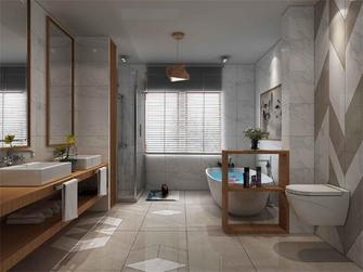 110平米三室两厅新古典风格卫生间装修图片大全