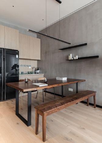 80平米一室一厅现代简约风格厨房图