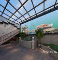 20万以上140平米别墅东南亚风格阳光房装修图片大全