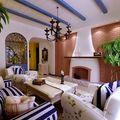 公寓地中海风格图片