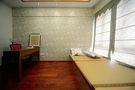富裕型140平米四室两厅东南亚风格书房图