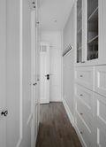 140平米三室两厅美式风格储藏室图片