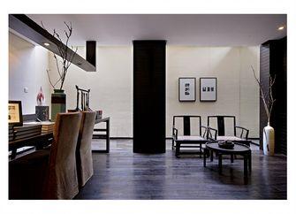 15-20万140平米别墅中式风格玄关欣赏图