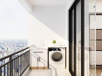 30平米小户型现代简约风格阳台图片大全