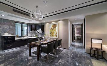 130平米四室两厅中式风格客厅装修案例