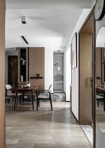 130平米三室两厅混搭风格玄关欣赏图