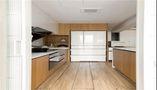 80平米田园风格厨房效果图