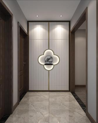 140平米复式现代简约风格玄关设计图