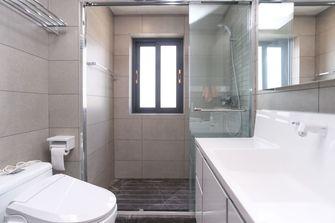 110平米现代简约风格卫生间装修图片大全