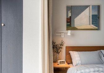 60平米一室两厅现代简约风格卧室装修效果图