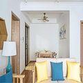 130平米四室两厅北欧风格餐厅图