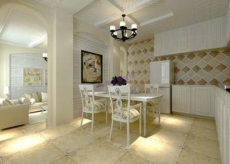3-5万120平米别墅美式风格走廊图片