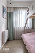 富裕型130平米四室两厅混搭风格儿童房设计图