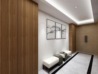 140平米复式中式风格玄关设计图