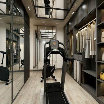 中式风格健身室设计图