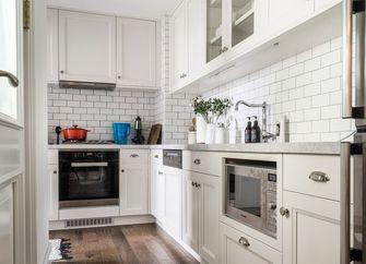 90平米美式风格厨房欣赏图
