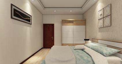 100平米一居室中式风格卧室图片