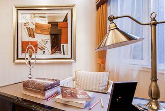 140平米三室两厅新古典风格其他区域图片大全