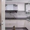 140平米四室一厅欧式风格厨房设计图