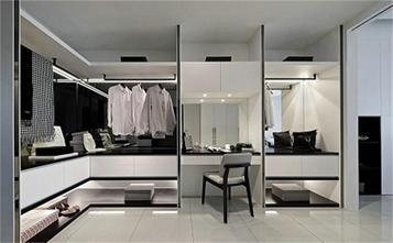 120平米三室两厅新古典风格衣帽间装修图片大全