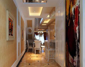富裕型140平米别墅东南亚风格玄关效果图